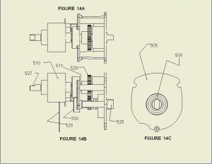 Figure14-Manual Drive Assembly 080804