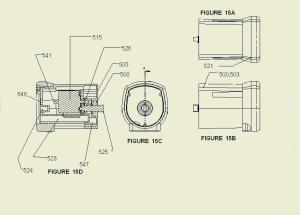 Figure15-Motor Driven Upper Casing Assembly 080804