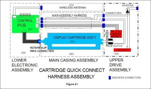 Figure41-Wiring Harness Assembly Diagram 080804